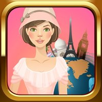 Dressing Up Missy International: beauty fashion show and princess party dress up doll games for girls