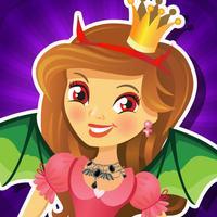 Princess Monster Makeover Salon Crazy Style Girl Dress Up