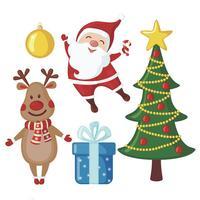Christmas Theme Sticker Pack
