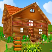 Locked Wooden House Escape