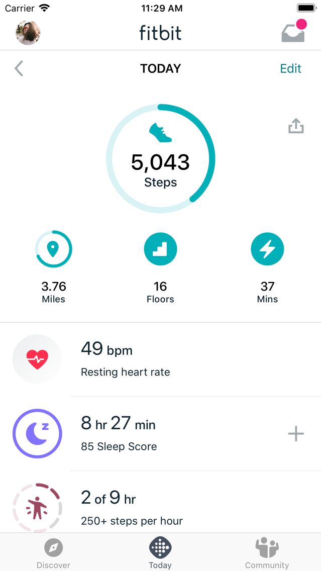 Fitbit App for iPhone - Free Download Fitbit for iPhone at