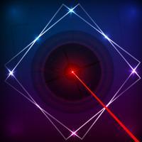 Laser Maze - Beam-bending logic game