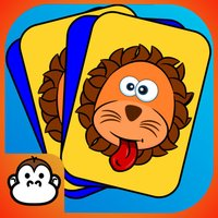 Baby Memory Genius - Funny Savanna Animals