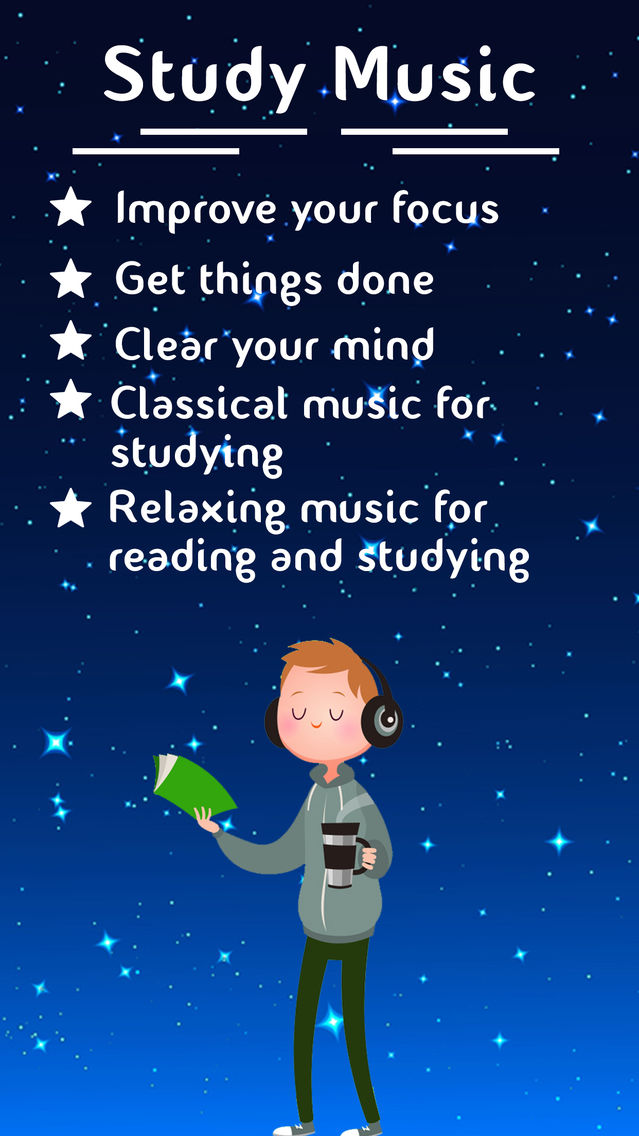 Study Music : Memory Booster App for iPhone - Free Download