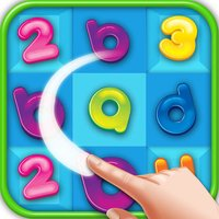 abc123 Kids Preschool puzzle Educational games