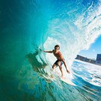 Tap Surf-Board Hawaii Island Juggle Madness