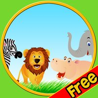 jungle animals delightful for kids - free