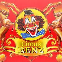 Der bekannte Circus Renz