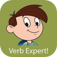 Verb Expert!  Skill Building Practice for Past, Present, Future & Present Progressive Tense