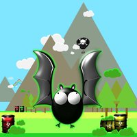 Toxic Rush - Balloon Jump Game