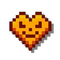 Love Colors: Pixel Art Drawing