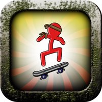 Stickman Skating Extreme Racing