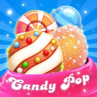 Candy Pop - Dessert & Donuts in Candyland