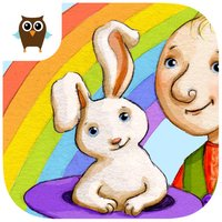Robert Rabbit and a Rainbow - No Ads