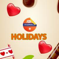 ISM Holidays