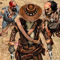 Cowboy Vs Cannibals