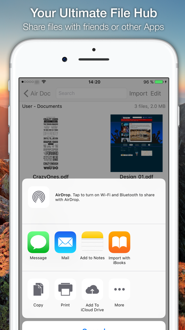 Air Doc Viewer App for iPhone - Free Download Air Doc Viewer