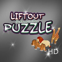 Lift out puzzle for kids HD free