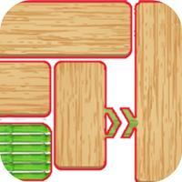 Wood Slider - Unblock