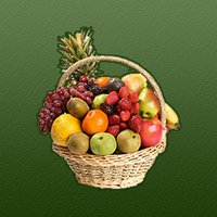 World Of Fruits - Learn and Print Worksheets