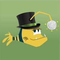 SparkleFish: Off the Hook