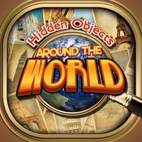 Hidden Object Around the World Objects Travel Time