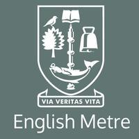 The Basics of English Metre