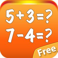 Math Trainer Free - games for development the ability of the mental arithmetic: quick counting, inequalities, guess the sign, solve equation