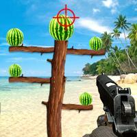 Watermelon Shooting Fruit Game