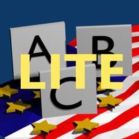 American Alphabet Lite