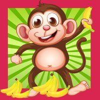 Crazy Monkey and Rabbit Easter Kid-s Game-s My Toddler-s Learn-ing Sort-ing