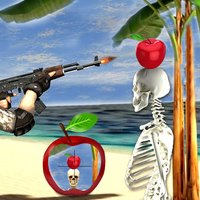 Real Apple Sniper Shooting 3D