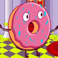 Donut Smasher: Monster Castle Escape