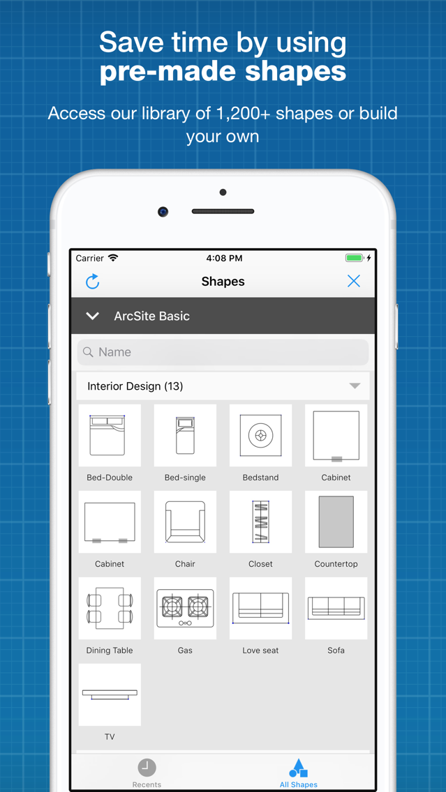CAD Drawing & Drafting:ArcSite App for iPhone - Free