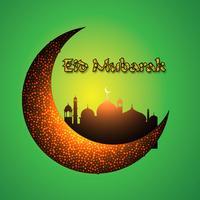 Eid Mubarak Sticker