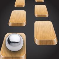 Wood Tiles Hop