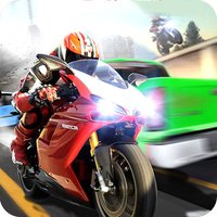 Highway Moto Racer: Crazy Traffic Ride