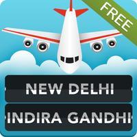 New Delhi Gandhi Flight Info