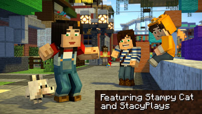 minecraft story mode 2 free download ios