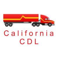 California CDL Test Prep Manual