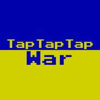 TapTapTapWar - Tap or Touch to Win! Fun Game to Play with Friends. 2 player Game!