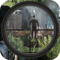Jungle Sniper Comando Mission