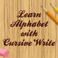Learn Alphabet with Cursive Write