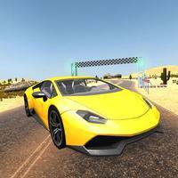 Extreme Dirt Desert Car Racing Simulator 3D