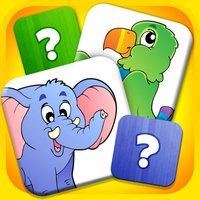 Kids' Puzzles: Pairs Game