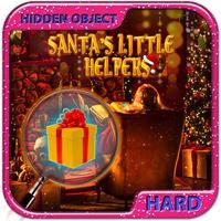 Hidden Object Games Santa's Little Helper