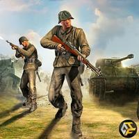 WW2 Tank War: Survival Battle