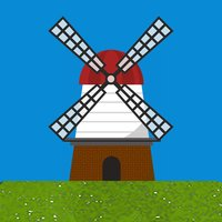 WINDMILL ~ 3 match puzzle game