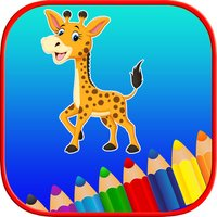 Animal Coloring Book - Free Painting Page for Kids