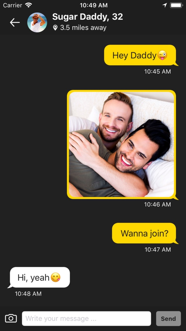 gay sugar daddy apps for iphone